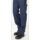 PANTALON DE TRAVAIL MULTIRISQUE TECHPROTECT MARINE
