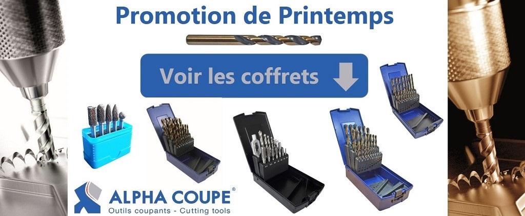 Promotion Printemps Alphacoupe