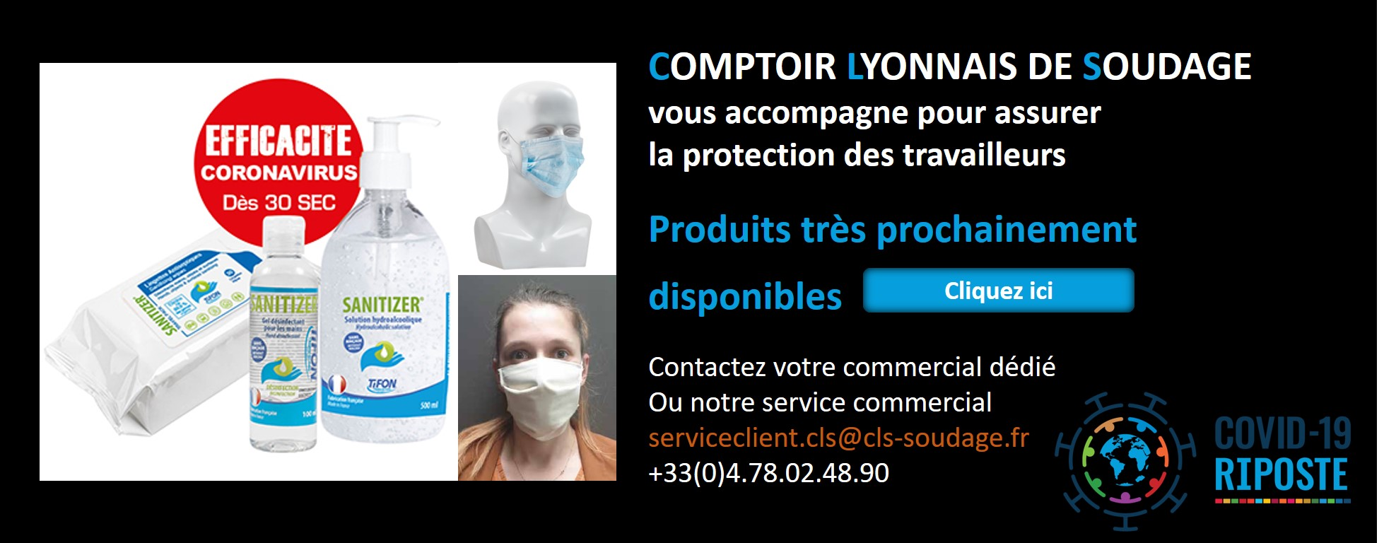 PROTECTION COVID 19